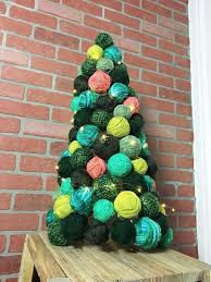 yarn ornament tree hometalk