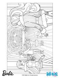 100 ideas barbie christmas coloring pages emergingartspdx