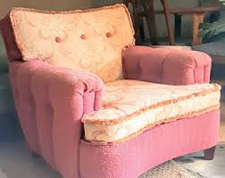 Upholstered Armchair Upholstered Armchair Etsy