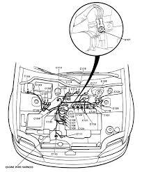 honda prelude horn wiring diagram honda wiring diagram for cars
