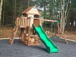 playset assembler u0026 swing set installer kingston ma swing set