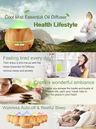 amazon sexual wellness black friday amazon com essential oil diffuser holan 250ml wood grain