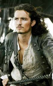 orlando bloom so as will turner in the pirates of the