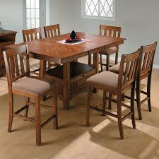 dining tables bar height dining table kitchen tables and chairs