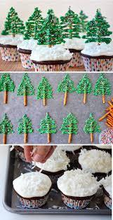 30 christmas food ideas christmas tree cupcakes chocolate