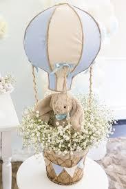 kara u0027s party ideas bunny air balloon birthday party kara u0027s