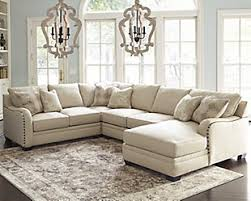 Sectional Sofa Leather Luxora 4 Sectional Furniture Homestore