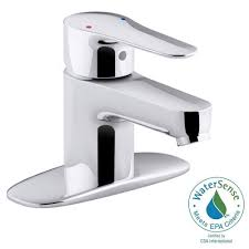 hansgrohe logis 190 single hole single handle bathroom faucet in