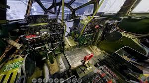 B 29 Interior Interior Del B 29 Enola Ing Aeronautica