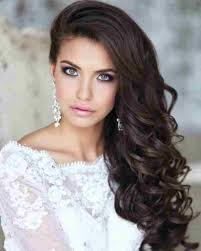 prom hairstyles side curls best prom hairstyles down to the side curly one hairstyle ideas