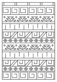 aztec pattern on behance gary bains http www mphstudio com my