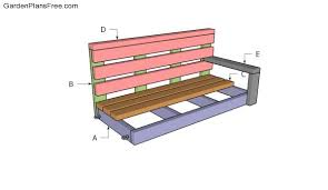 Swing Bench Plans Free Porch Swing Plans Free Garden Plans How To Build Garden