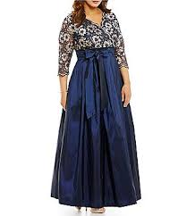 dress image women s plus size dresses gowns dillards