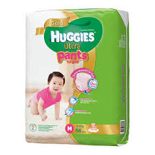 huggies gold huggies ultra girl m56 x 3 jumbo pack lazada malaysia