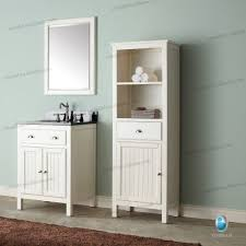 off center bathroom vanities