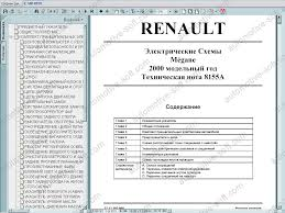 renault clio wiring diagram with basic pictures 62442 linkinx com