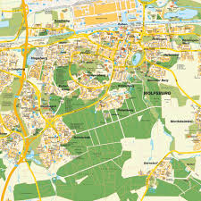 Germany City Map by Map Wolfsburg Germany Maps And Directions At Map