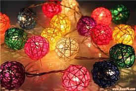rattan ball fairy lights rattan ball fairy lights multicolor household design and decor