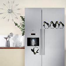 buy penguin decal and get free shipping on aliexpress com