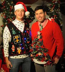 Images Of Ugly Christmas Sweater Parties - ugly sweater party at down the hatch in lahaina