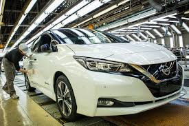 nissan japan cars 2018 nissan leaf already in production in japan roadshow