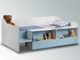 Cabin Bed Frame Bowen Stella Blue Cabin Bed Frame