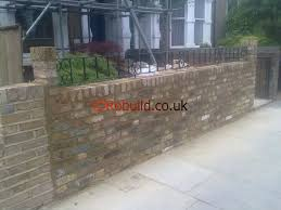 Vintage Home Decor Websites by Brick Fence Columns Fences Estimate Costs For Piers And Loversiq