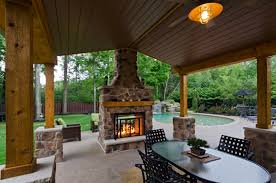 creating an outdoor patio creating a functional outdoor space second house on the left
