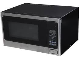 Black And Decker Stainless Toaster Oven Black U0026 Decker Em031mab X1 1 1 Cu Ft 1000w Microwave Oven