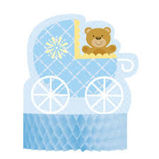 Precious Moments Centerpieces by Boy Baby Shower Centerpieces Baby Shower Mania