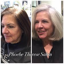 how to grow in gray hair with highlights salt and pepper gray hair grey hair silver hair white hair