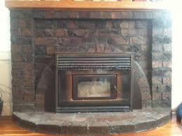 Remove Brick Fireplace by Fireplace Removal 26775 Builderscrack