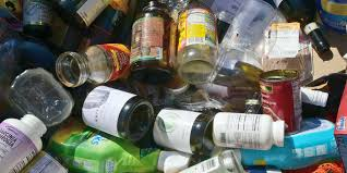 waste management will stop recycling glass bottles