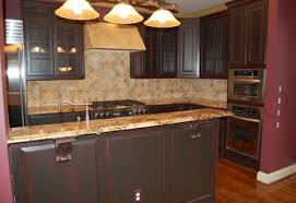 Finishing Kitchen Cabinets Faux Finishing Kitchen Cabinet Refinishing Faux Painted Bathroom