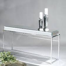 Mirrored Console Table Narrow Mirrored Console Table U2013 Amlvideo Com