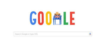 uk general election 2017 marked by google doodle all you need to