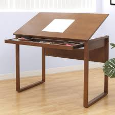 Drafting Table And Chair Set Solid Wood Portable Drafting Table U2014 Derektime Design
