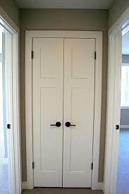 Craftsman Closet Doors Craftsman Style Interior Doors And Trim Interior Doors Ideas