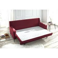 canape galaxy canape droit canapac bergen convertible style scandinave tissu