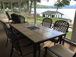 location location house faces southwest a vrbo porch dining table