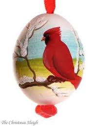 peter priess of salzburg hand painted easter egg christmas eggs