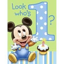 party supplies birthdays treasured mickey u0027s 1st