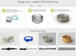 create your own ring introducing the custom ring creator a new way to design and 3d
