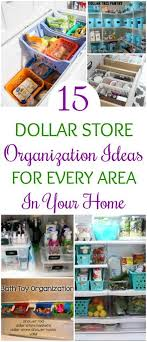 dollar tree hacks 15 dollar store organization ideas for every area in your home