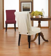 white dining chair covers linen dining room chair covers