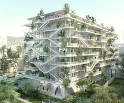 French Architecture Inhabitat Green Design Innovation - Sustainable apartment design