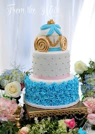 cinderella cake cinderella birthday party