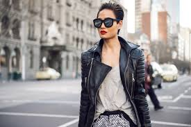 best bike jackets 52 ways to wear a leather jackets 2017 become chic