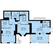 deck floor plan floorplans lower deck salcombe devon west country beach