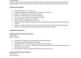 sle resume for senior clerk jobs sle resume for accounting student beautiful endearing